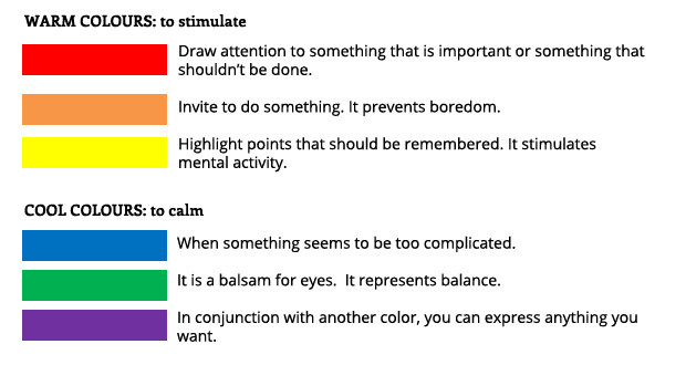 color theory elearning