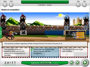 juegos e-learning