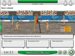 elearning game