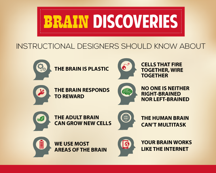 8 Brain Research Discoveries Every Instructional Designer Should Know About