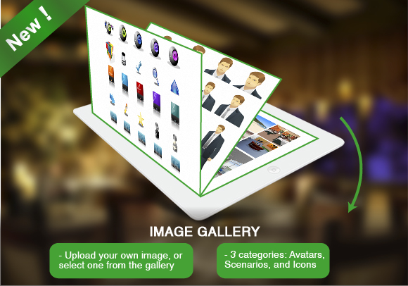 elearning image gallery