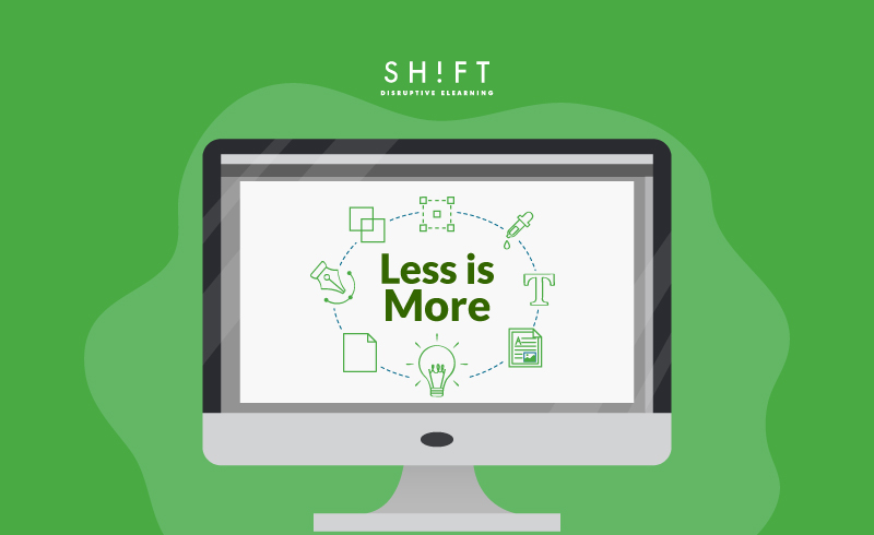 less-is-more-elearning