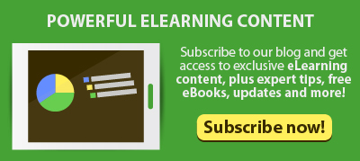 Suscribe to powerful eLearning content