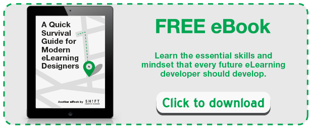 Free eBook: A Quick Survival Guide for Modern elearning Designers
